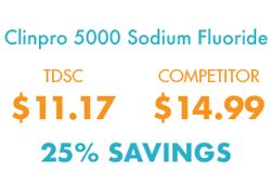 Clinpro™ 5000 Sodium Fluoride